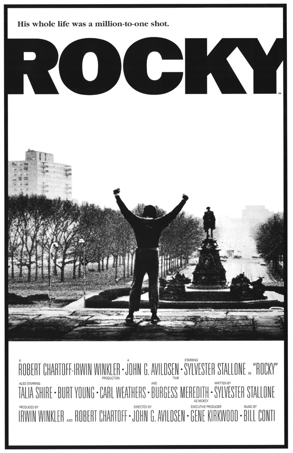 rocky my favorite movie posters keyartdesignscom