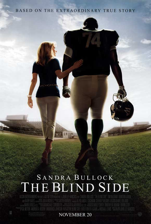 movie notes blindside The blindside is a great movie a lot of work goes into each and every scene in a film a lot of work goes into each and every scene in a film the types of shots.