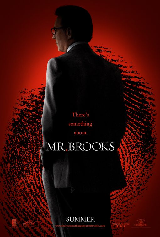 mr brooks my favorite movie posters keyartdesignscom